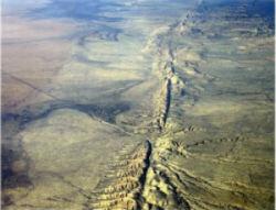 Разлом. Последствия землетрясений.
