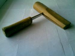 Изготовление ножен. Моделирование.